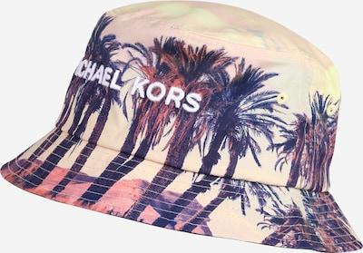 Michael Kors Hut in navy / pastellgelb / rosa / melone / weiß, Produktansicht