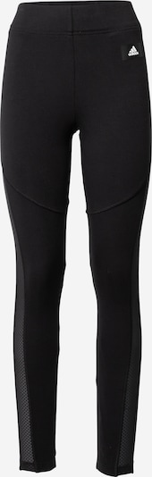 ADIDAS PERFORMANCE Workout Pants in Black, Item view