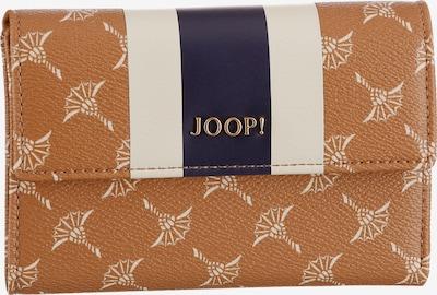 JOOP! Portemonnaie in cognac / curry, Produktansicht