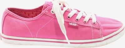 VANS Schnürsneaker in 38 in pink, Produktansicht