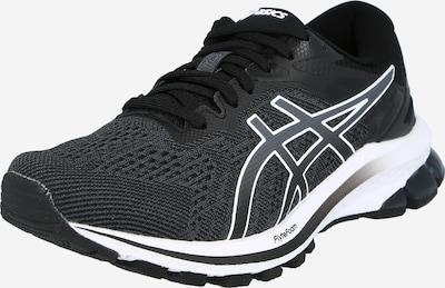 ASICS Zapatillas de running 'GT-1000 10' en gris oscuro / negro / blanco, Vista del producto