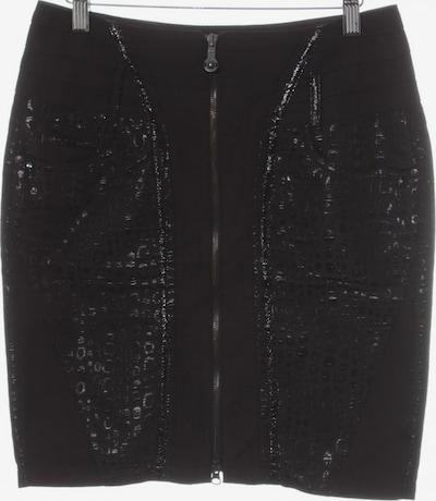 Biba High Waist Rock in XS in schwarz: Frontalansicht