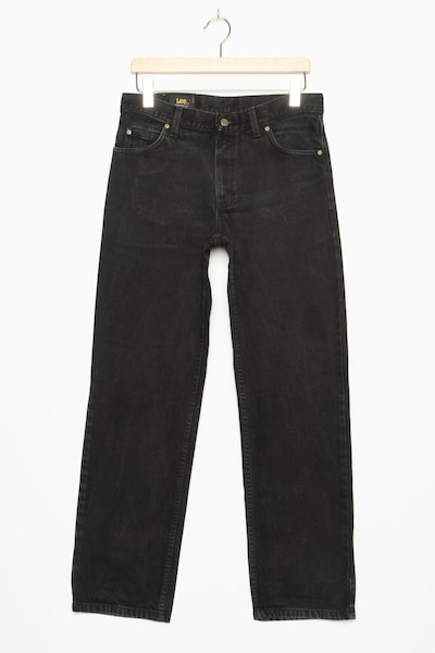 Lee Jeans in 34/31 in black denim, Produktansicht