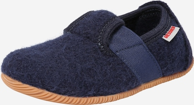 GIESSWEIN Zapatillas de casa 'Weidach' en azul oscuro, Vista del producto
