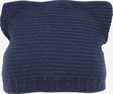 Bonnet UNITED COLORS OF BENETTON en bleu