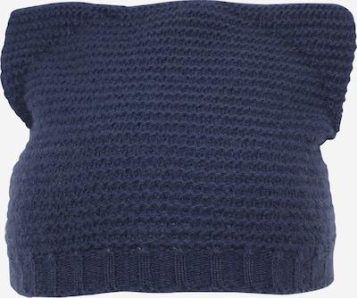 UNITED COLORS OF BENETTON Mütze in nachtblau, Produktansicht