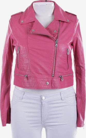 OAKWOOD Lederjacke / Ledermantel in XL in pink, Produktansicht
