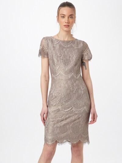 SWING Kleid in hellbraun, Modelansicht