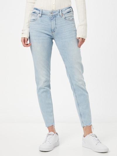 Q/S designed by Jeans 'SADIE' in hellblau, Modelansicht