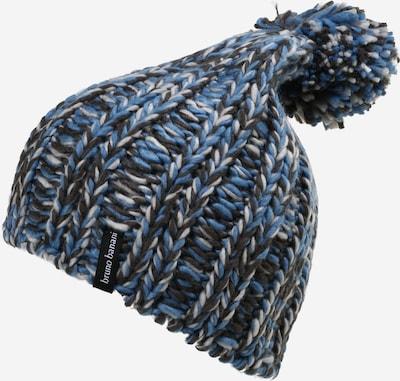 BRUNO BANANI Cepure zils / melns / balts, Preces skats