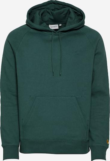 Carhartt WIP Sweatshirt 'Chase' in dunkelgrün, Produktansicht