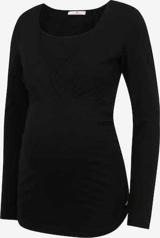 BELLYBUTTON Shirt 'TIMEA' in Black