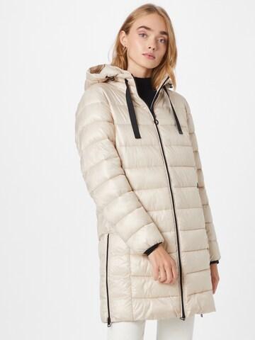 ESPRIT Winter Coat in Beige