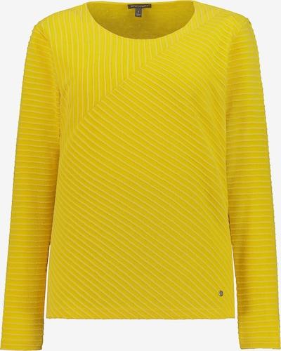 Gina Laura Sweatshirt '747948' in gelb, Produktansicht