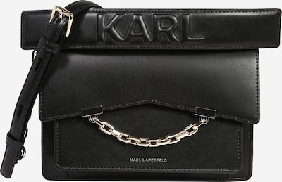 Karl Lagerfeld Torba preko ramena u crna, Pregled proizvoda