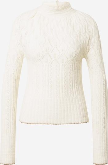 Twinset Pullover in gold / weiß, Produktansicht