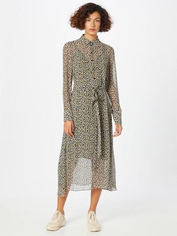 Abito camicia 'Devitta' di BOSS Casual in colori misti