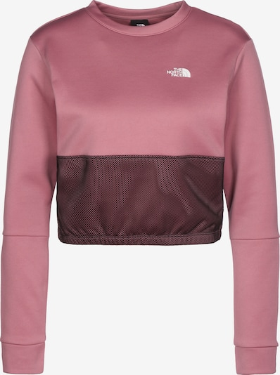 THE NORTH FACE Sportief sweatshirt in de kleur Oudroze, Productweergave
