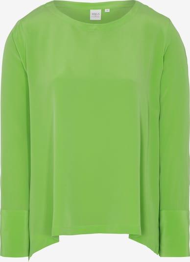 ETERNA Bluse in neongrün, Produktansicht