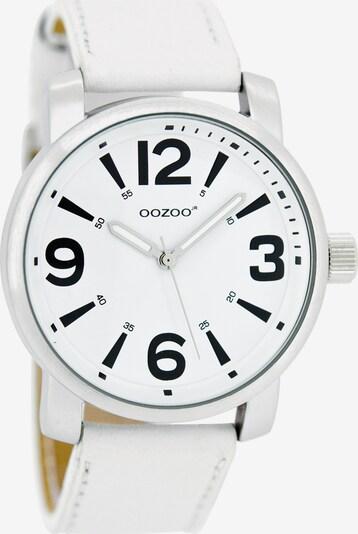 OOZOO Uhr 'JR230' in weiß, Produktansicht