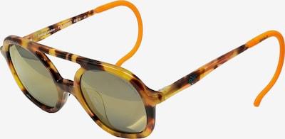 Zoobug Retrosonnenbrille 'Noah' für Kinder in braun / mischfarben, Produktansicht