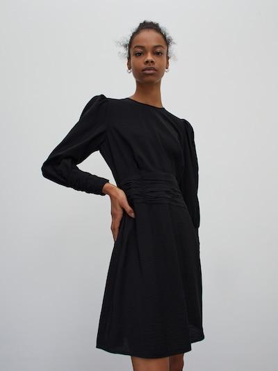 EDITED Kleid  'Parwin' in schwarz, Modelansicht