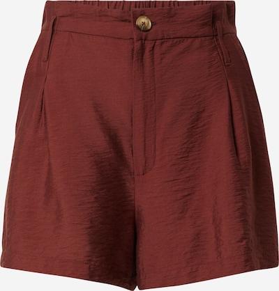Pantaloni con pieghe 'Lianne' ABOUT YOU di colore ruggine, Visualizzazione prodotti