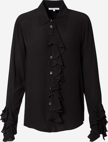PATRIZIA PEPE Bluse i svart