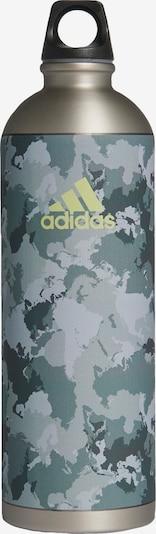ADIDAS PERFORMANCE Trinkflasche in gelb / grün / silber, Produktansicht
