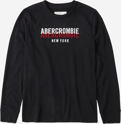 Abercrombie & Fitch Shirt in red / black / white, Item view