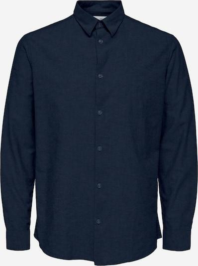 SELECTED HOMME Hemd in dunkelblau, Produktansicht