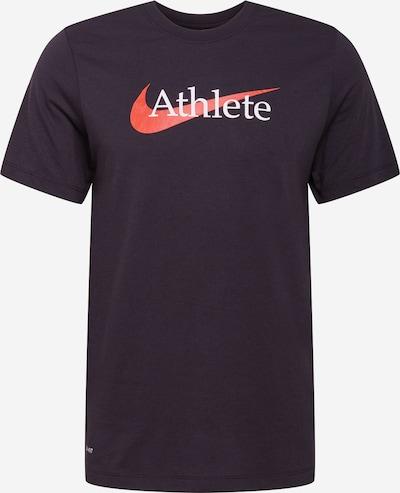 NIKE Sportshirt in hummer / schwarz / weiß, Produktansicht