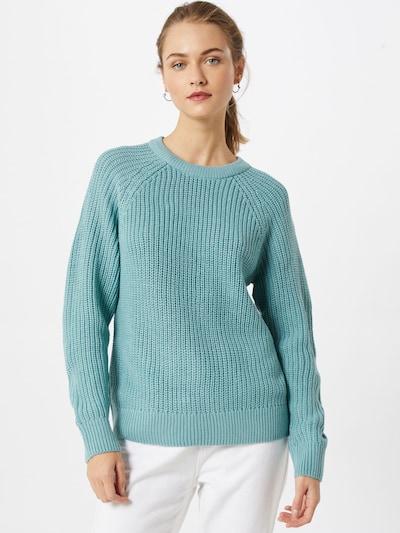 TOM TAILOR DENIM Sweter w kolorze turkusowym: Widok z przodu