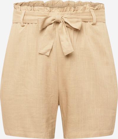 Vero Moda Curve Shorts in hellbraun, Produktansicht