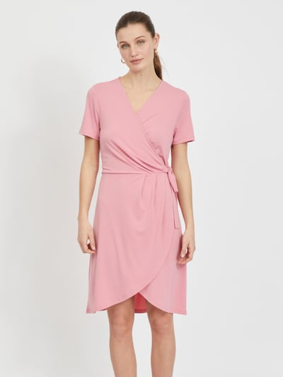 rózsaszín VILA Ruha 'Nayeli', Modell nézet