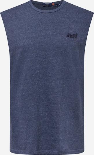 Superdry Shirt in navy, Produktansicht