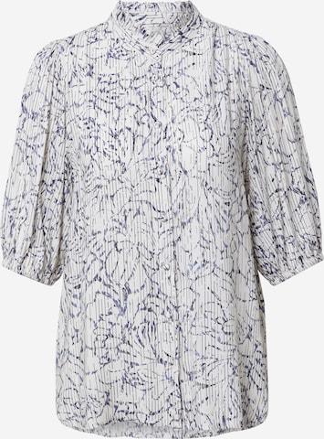 SECOND FEMALE Bluse 'Fiji' in Weiß