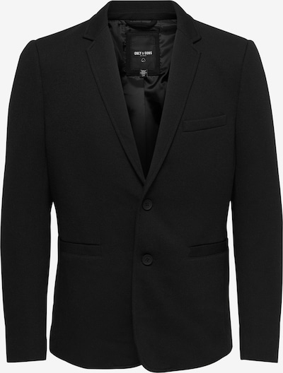 Only & Sons Blazer 'onsMATTI KING' in black, Item view