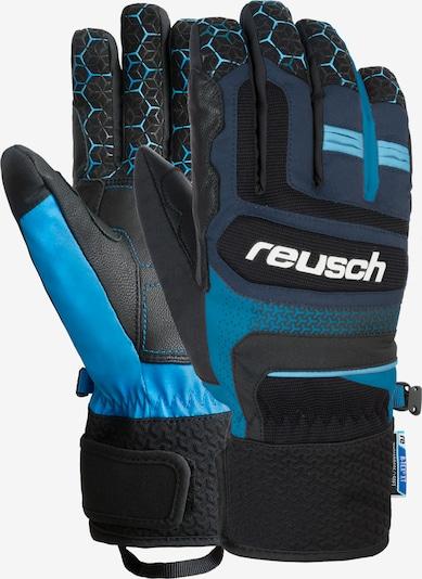REUSCH Fingerhandschuhe 'Stuart R-TEX® XT' in blau / schwarz, Produktansicht