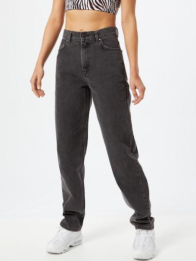 Aligne Jeans 'Aiden' in de kleur Zwart: Vooraanzicht