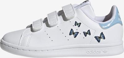 ADIDAS ORIGINALS Sneaker 'Stan Smith' in hellblau / schwarz / weiß, Produktansicht