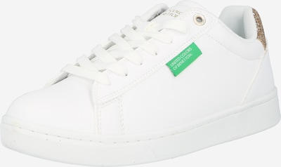 Benetton Footwear Niske tenisice u bijela, Pregled proizvoda