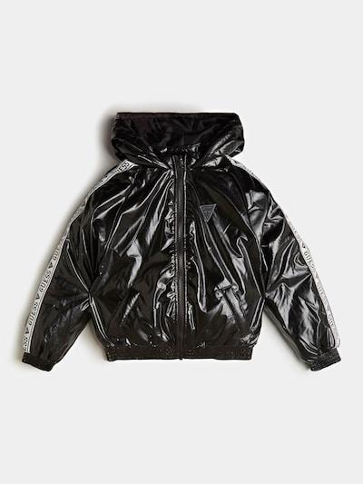 GUESS KIDS Jacke in schwarz, Produktansicht
