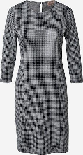 Cartoon Kleid in dunkelblau / grau / khaki, Produktansicht