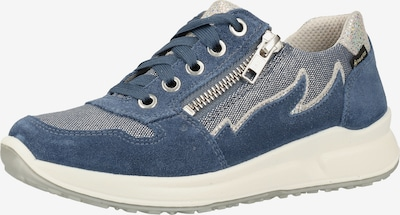 SUPERFIT Sneaker in blau: Frontalansicht