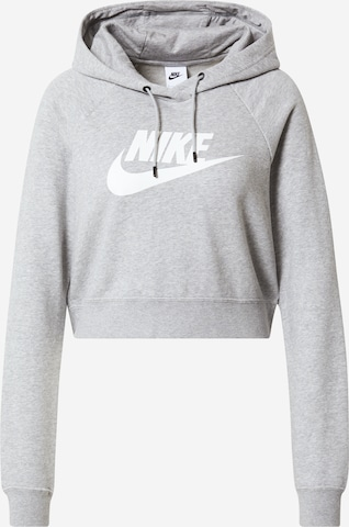 Nike Sportswear Sweatshirt in Grey