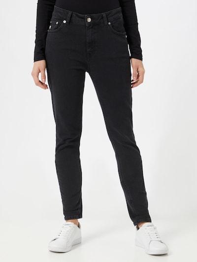 MUD Jeans Jeans 'Hazen' in schwarz, Modelansicht