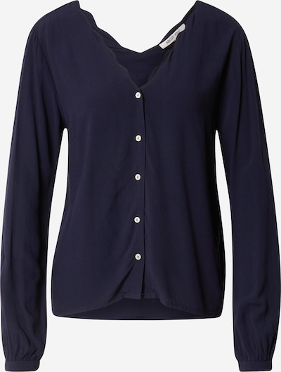 ABOUT YOU Bluse 'Nina' en dunkelblau, Vue avec produit