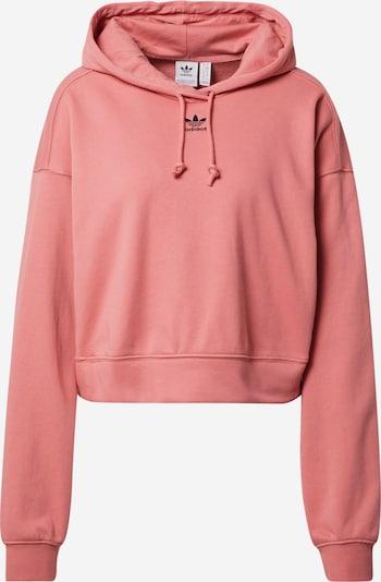 ADIDAS ORIGINALS Sweatshirt in altrosa / schwarz, Produktansicht
