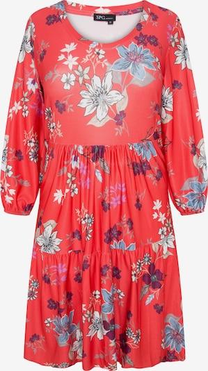 SPGWOMAN Kleid in rot / weiß, Produktansicht